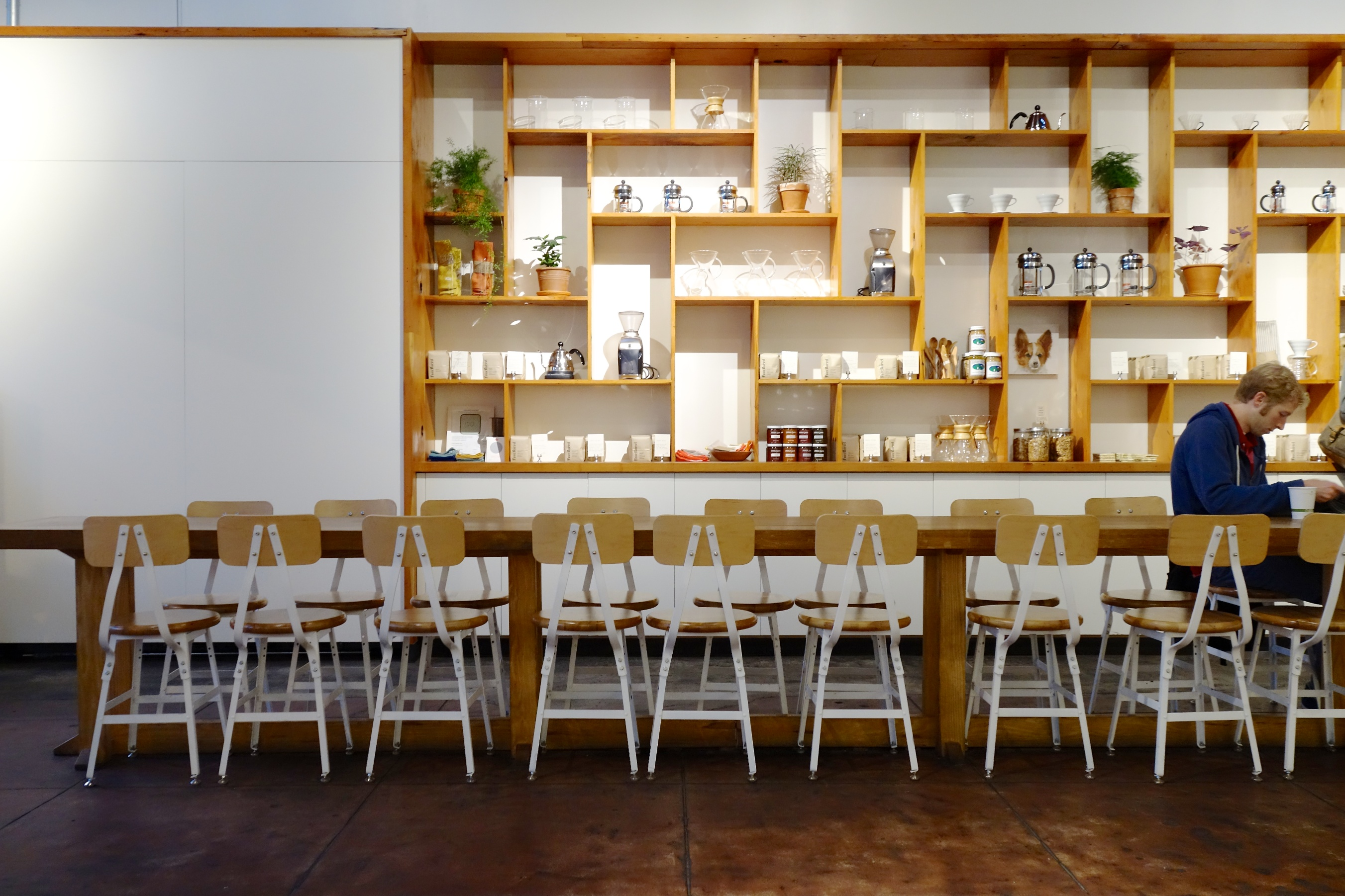 Q a with brian w jones of dcily i am not a lawyer for Classic cafe interior designs